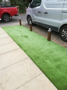 Artificial Grass Laid #3
